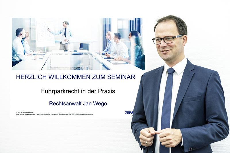 Vorträge und Seminare Jan Wego